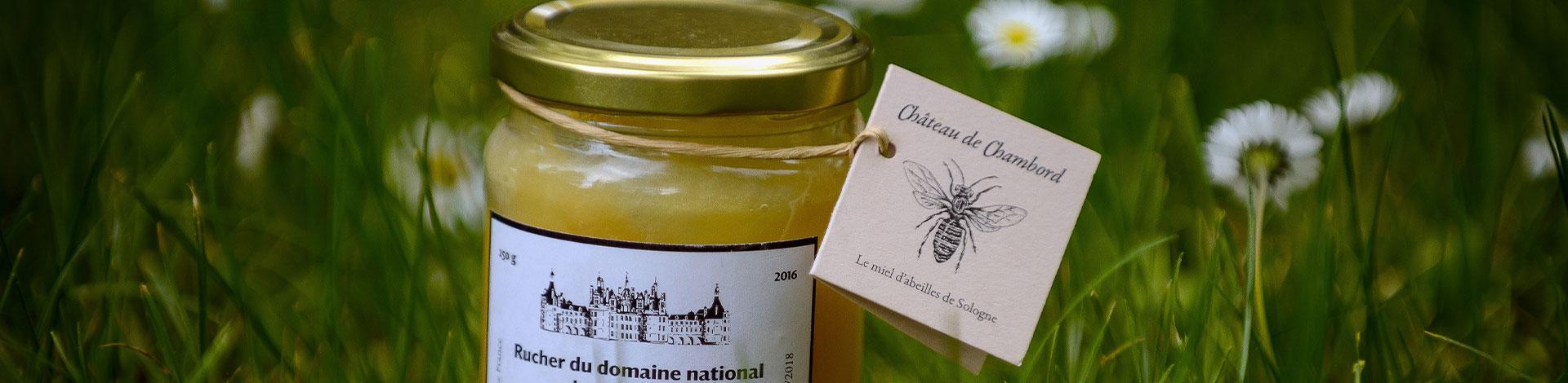Le miel du domaine