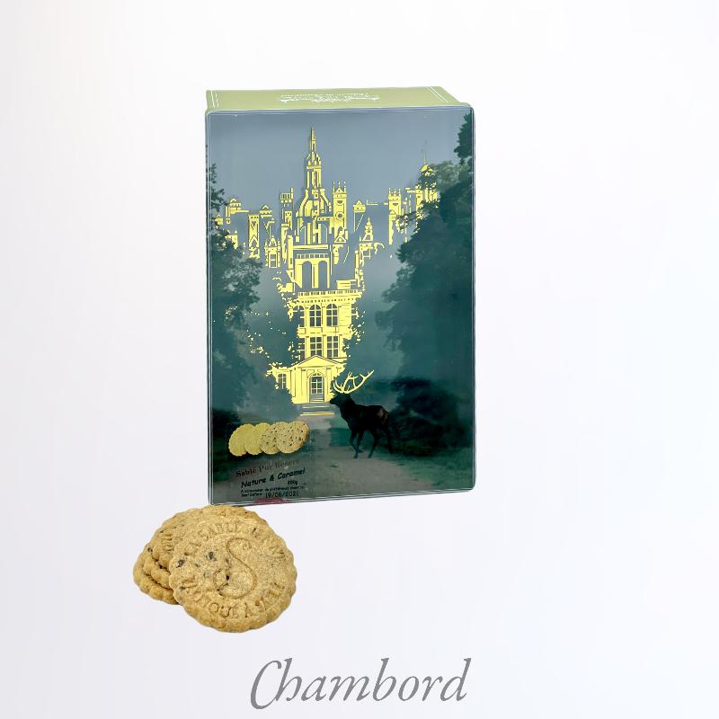 La boîte songe majestueux Chambord