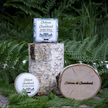 Baume lèvres à la cire d'abeille du Domaine de Chambord