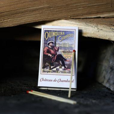 La Boîte d'allumettes de collection Quinquina