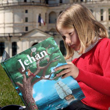 Jehan et le Grand chêne