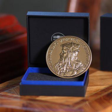 Médaille de collection des 500 ans - Argent