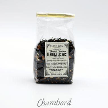 Prince des bois, thé noir, S.GAUDARD