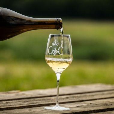 Coffret de 6 verres à pied Chambord CC 43 cl