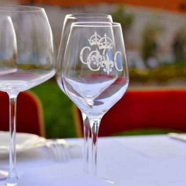 Coffret de 6 verres à pied Chambord CC 30,5 cl