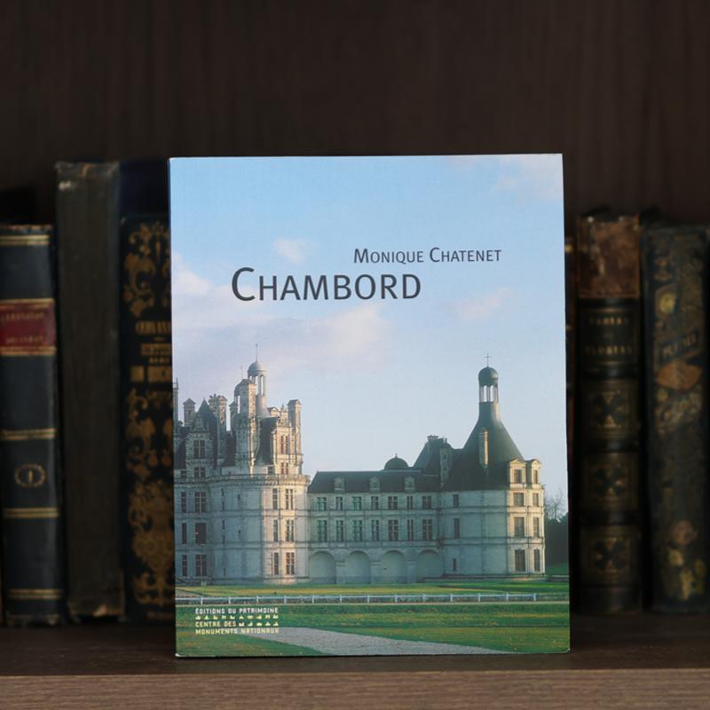 Livre Chambord de Monique Chatenet