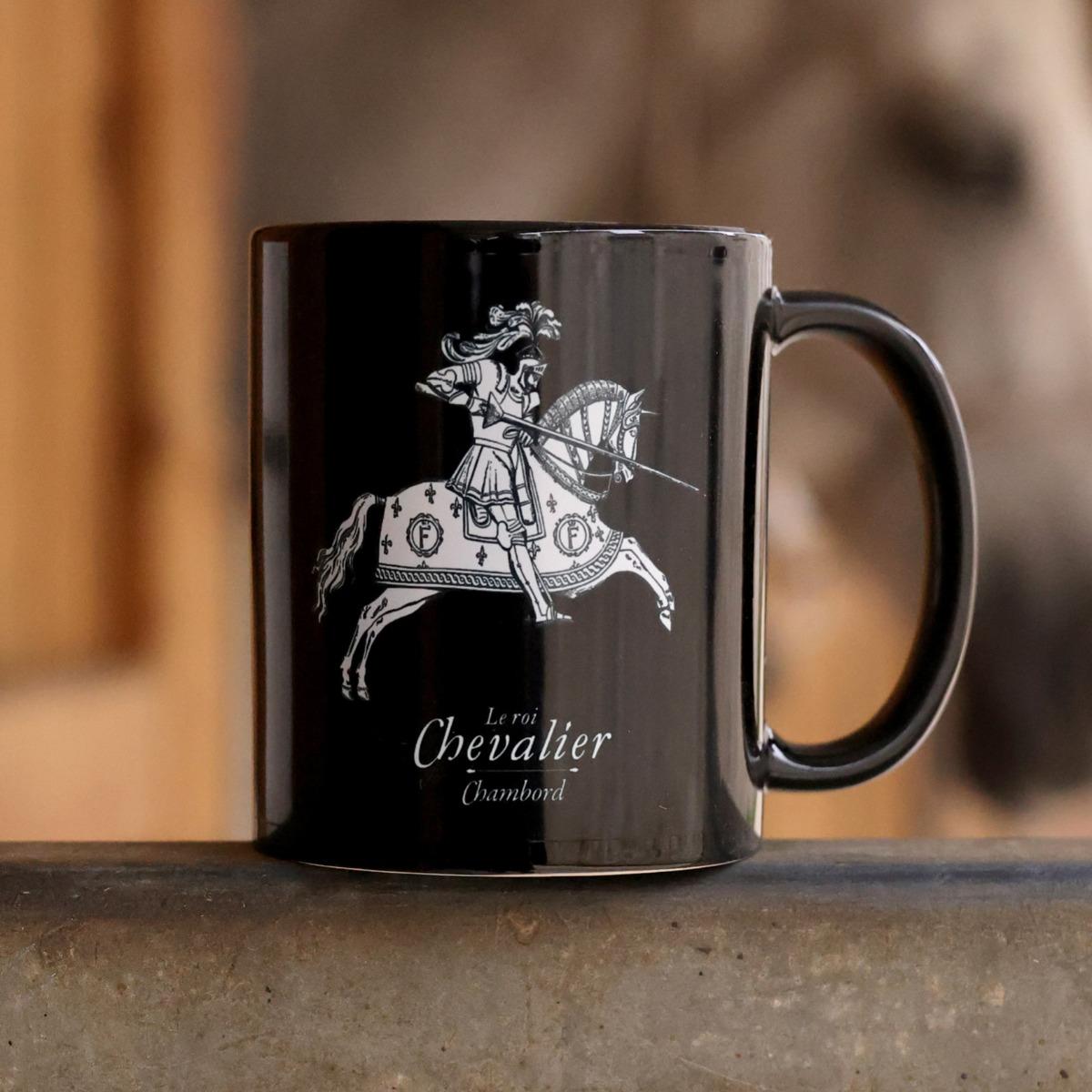 Mug Noir - François Ier, le roi chevalier