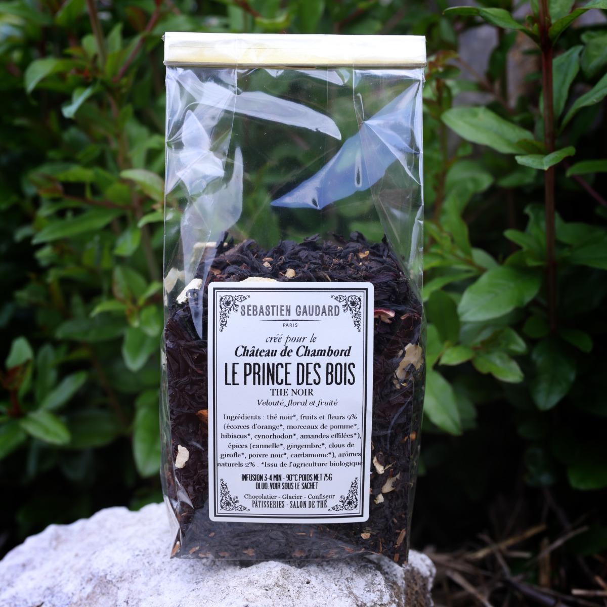 Thé noir, Prince des bois, S.GAUDARD